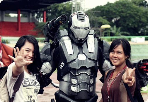 with war machine