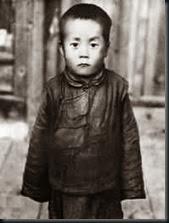 O Pequeno Tenzin Gyatso
