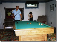 Amy, Robbie Porter- Basement of XAlpine Ave House...Summer 1997