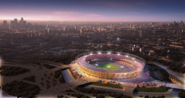 Arquitectura Estadio Olímpico de Londres 2012