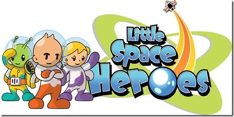 Space Heroes Logo