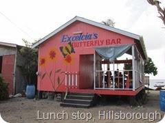 012 Lunch stop, Hillsborough
