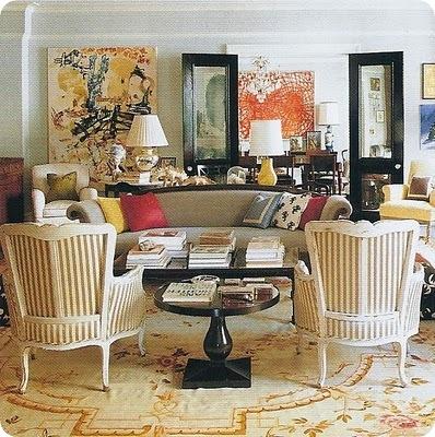 4 kate spade living room