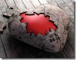 coração duro
