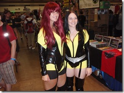 Rogue sisters Baltimore Comic Con  August 20, 2011 039