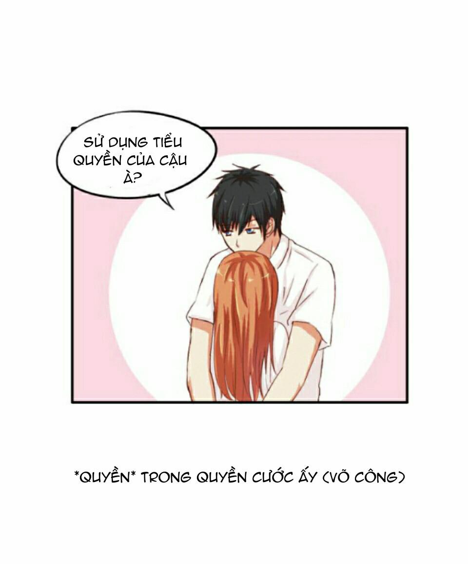 Mối tình đầu có chút ngọt – chap 20