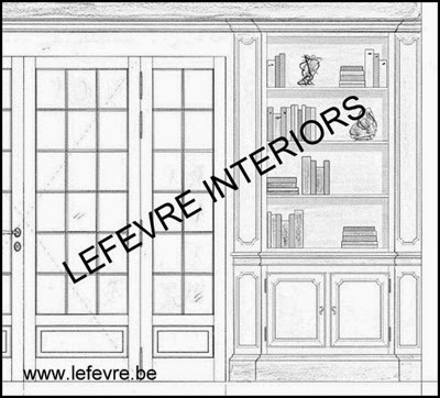 Lefèvre Interiors - Sketch