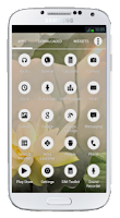 Screenshot of White&Black Launchers Theme