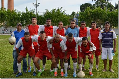 Equipe Campeã