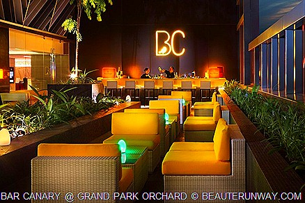 Grand Park Orchard Bar Canary