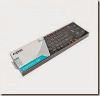 Snapdeal : Buy Rapoo E9180p Wireless Keyboard at Rs.2149 only