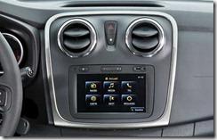 Dacia Logan en Sandero II in detail 14