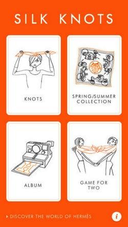 Hermès Silk Knots2