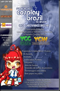 SP - Festa do Cosplay