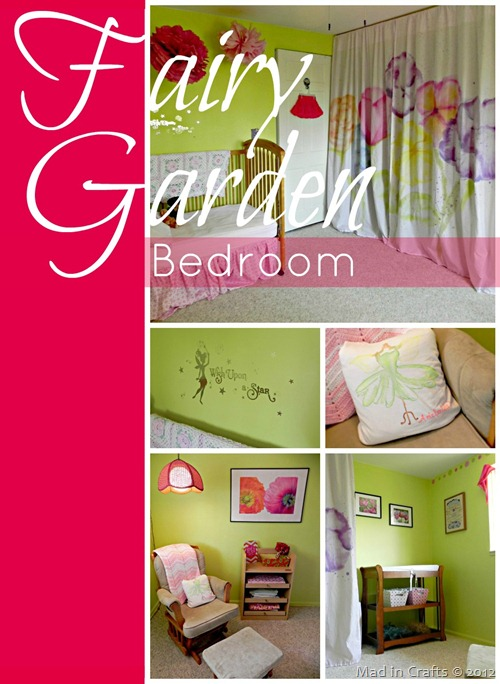 Fairy Room Collage
