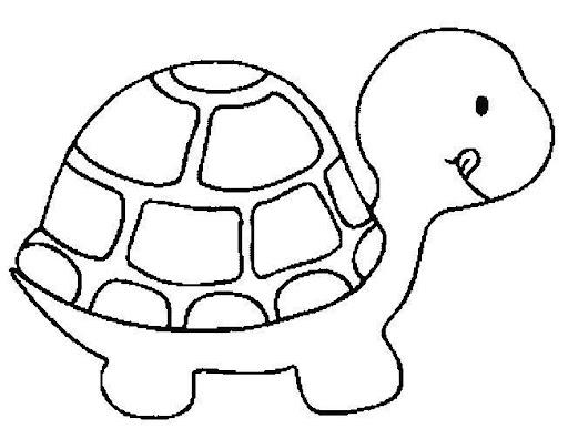 Moldes de tortugas en foami - Imagui