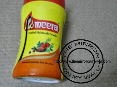 Meera Herbal Hairwash Powder