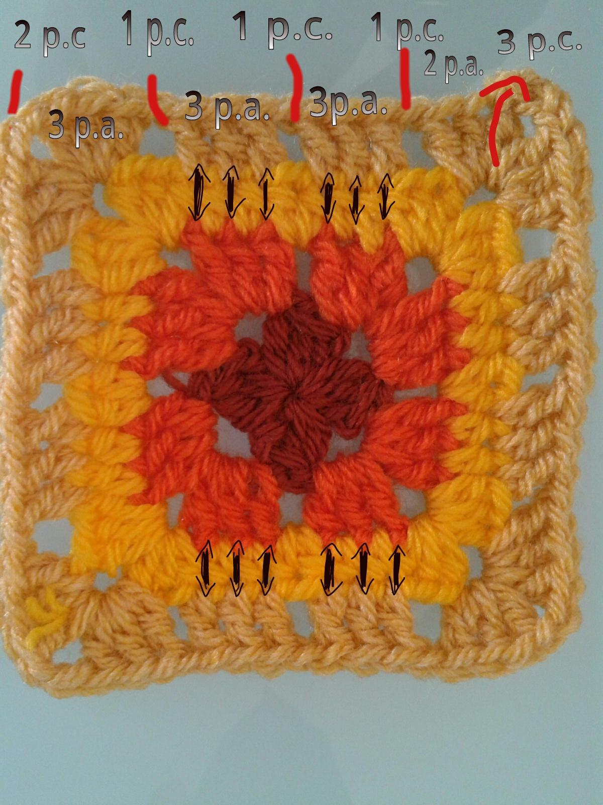 Patrones De Manteles Tejidos A Crochet Cuadrados 2mapaorg Picture