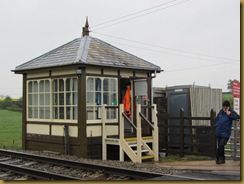 IMG_0745 Oddingley Level Crossing Keepers Cabin