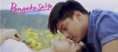 Daniel Padilla - Pangako Sa 'Yo music video