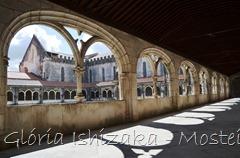 Glória Ishizaka - Mosteiro de Alcobaça - 2012 - 81 - claustro de D. Dinis