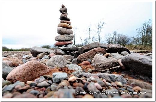 Stone sculpture Ingram Valley 1