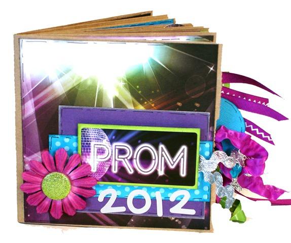 Prom Scrapbook 1