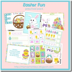easter fun ad