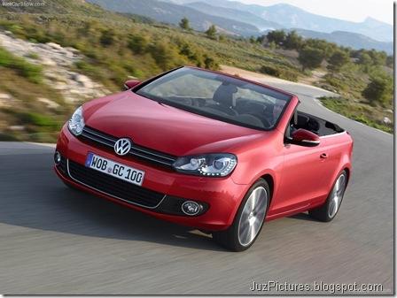 VW Golf Cabriolet2