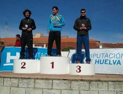 Rafael Recio 3º Senior Cross de El Campillo