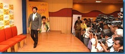 Tamil Actor Vikram @ Miot Hospital Event Gallery