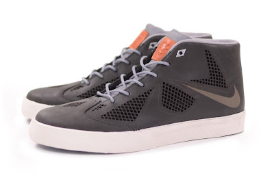 nike lebron 10 sportswear gr lifestyle hazelnut stadium grey 1 06 Nike LeBron X NSW Lifestyle NRG Finally Gets a U.S. Release Date!