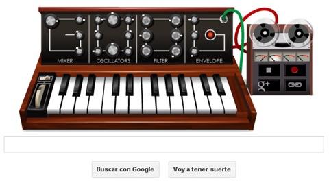 Cumpleaños de Robert Moog