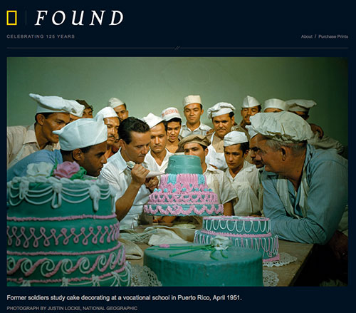 » National Geographic Celebrates 125 Years with Vintage-Photo Blog