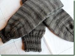 Gray-Day Socks
