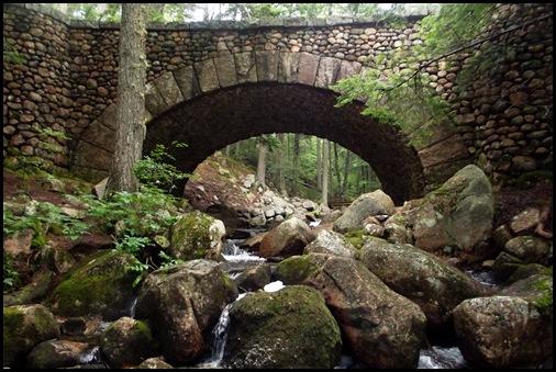 Jordan Stream and 4 bridges 162