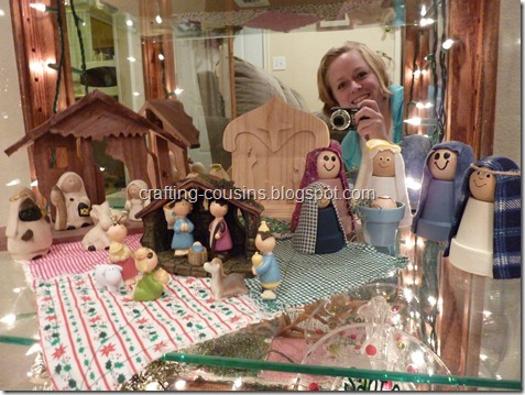 handmade decorations nativities and ornaments (30)