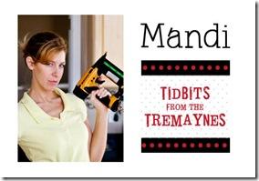 Mandi Tidbits from the Tremaynes