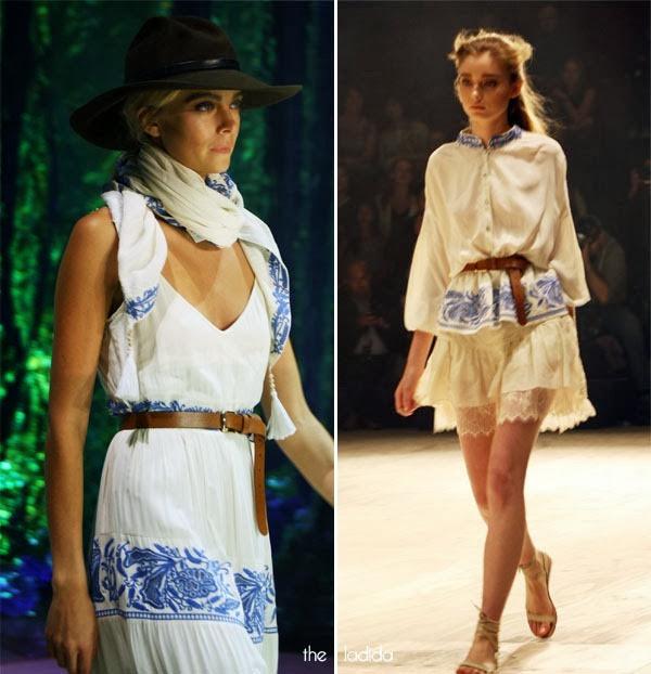 MBFF Sydney 2013 - Trends Gala - Flannel