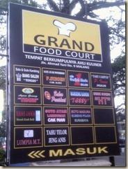 depan grand food court