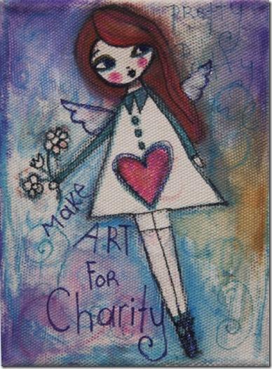 SBlu_ArtFor Charity