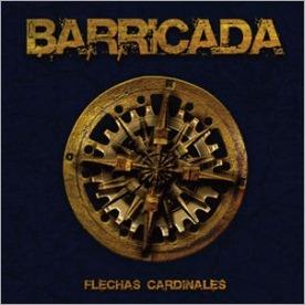 flechas cardinales barricada
