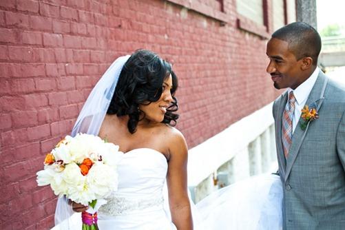 Casamento Moderno - Laranja e Pink (10)