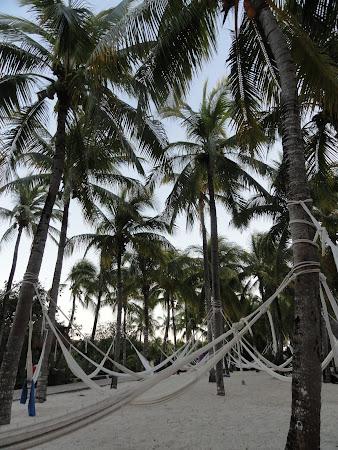 Parc acvatic Mexic: Hamace XelHa