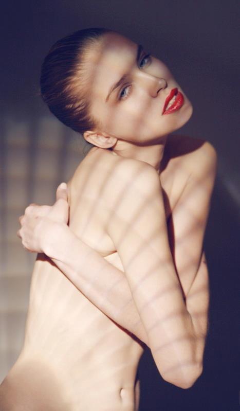Tanya Mityushina intimissimi