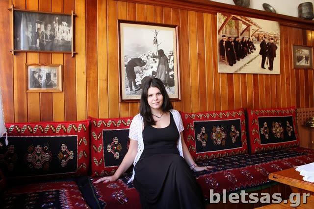 Η Ηλέκτρα στο σαλόνι του ξενοδοχείου Εγνατία!
