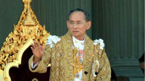 9- Rei da Tailândia