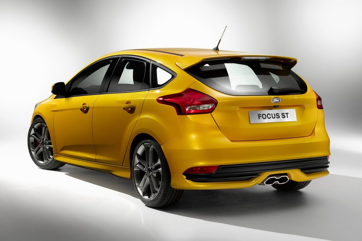 new ford focus st 04