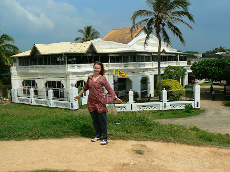 Where to sleep in Galle: Rampart Hotel