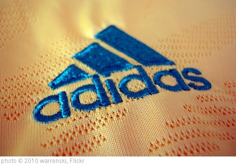 'Adidas' photo (c) 2010, warrenski - license: http://creativecommons.org/licenses/by-sa/2.0/